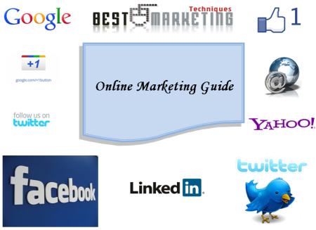 Online Marketing Guide - July