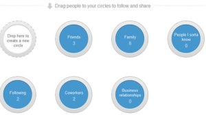 google-plus-circles